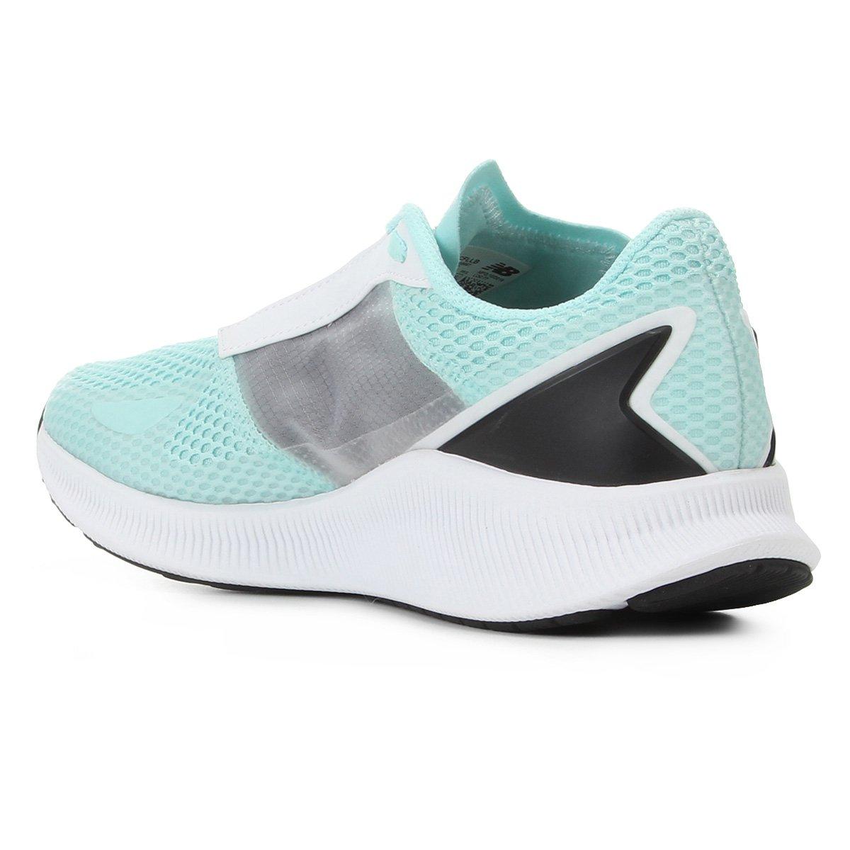 Tênis New Balance Fuelcell Flite Feminino - Verde água | Netshoes