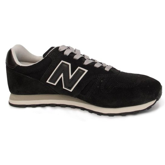 Tênis New Balance Masculino 373 ML373DB2 - Preto