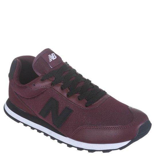 Tênis New Balance Ml050 Masculino - Vinho+Preto