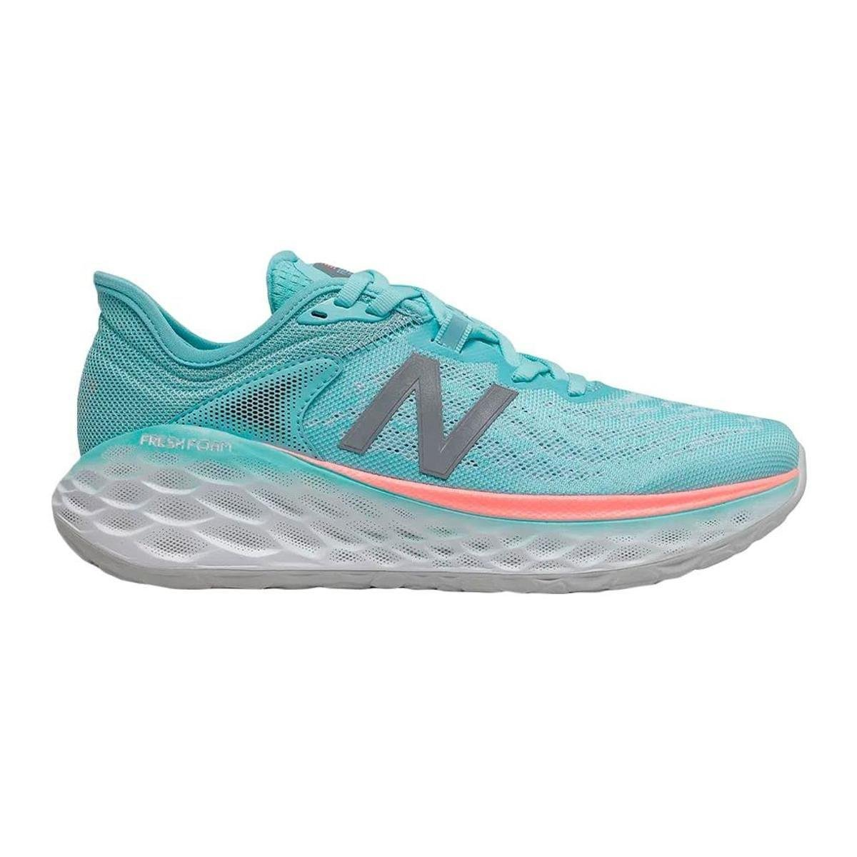 Tênis New Balance More Feminino - Verde   Netshoes