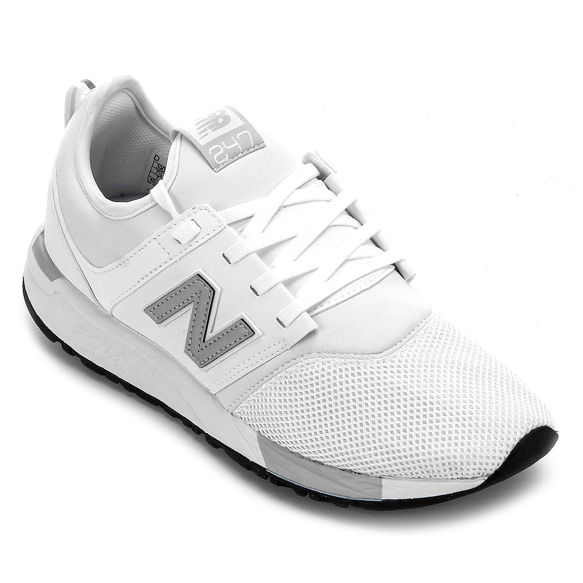 tenis new balance branco