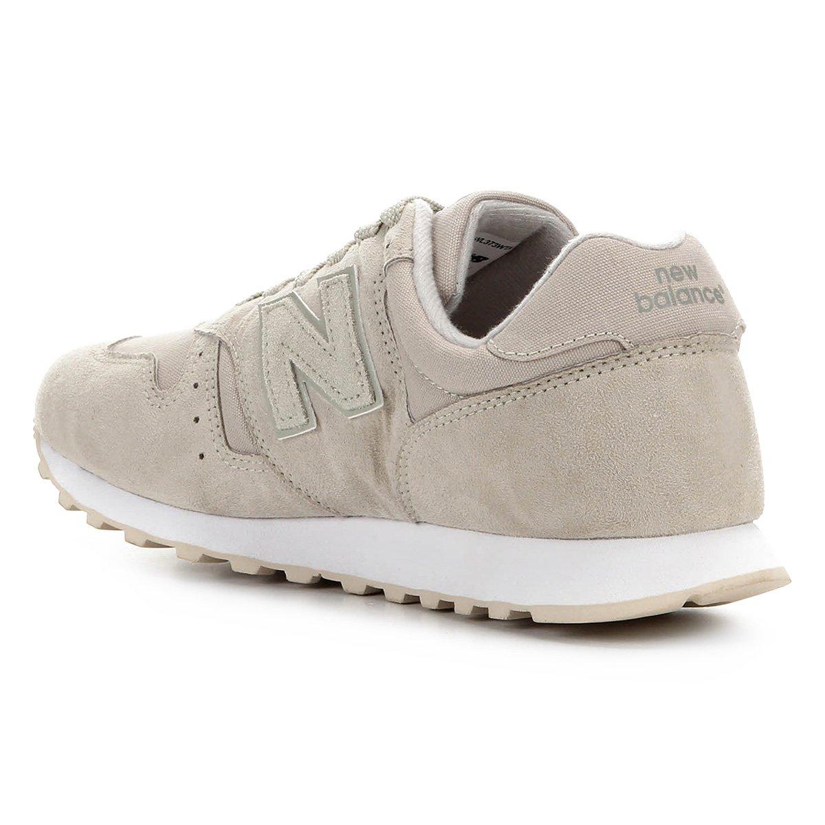 Tênis New Balance WL373 Feminino - Mescla Verde | Netshoes