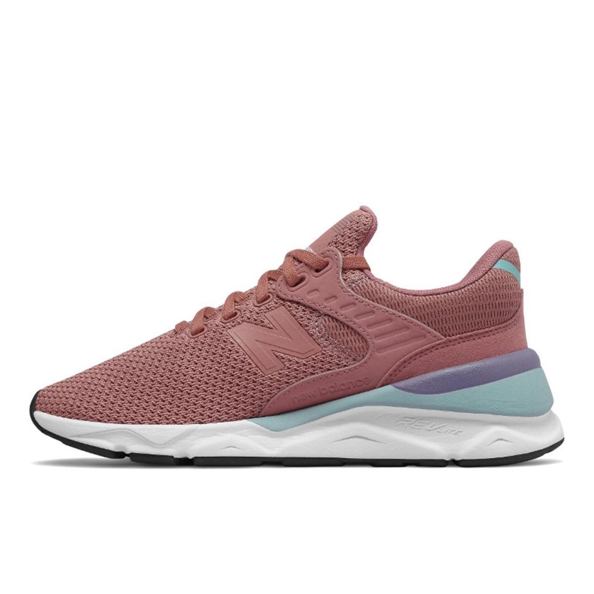 e568182c1d ... Tênis New Balance X90 Casual Feminino - Rosa - Compre Agora Netshoes  37cd71ab298bad  Tênis Nike Air Max ...