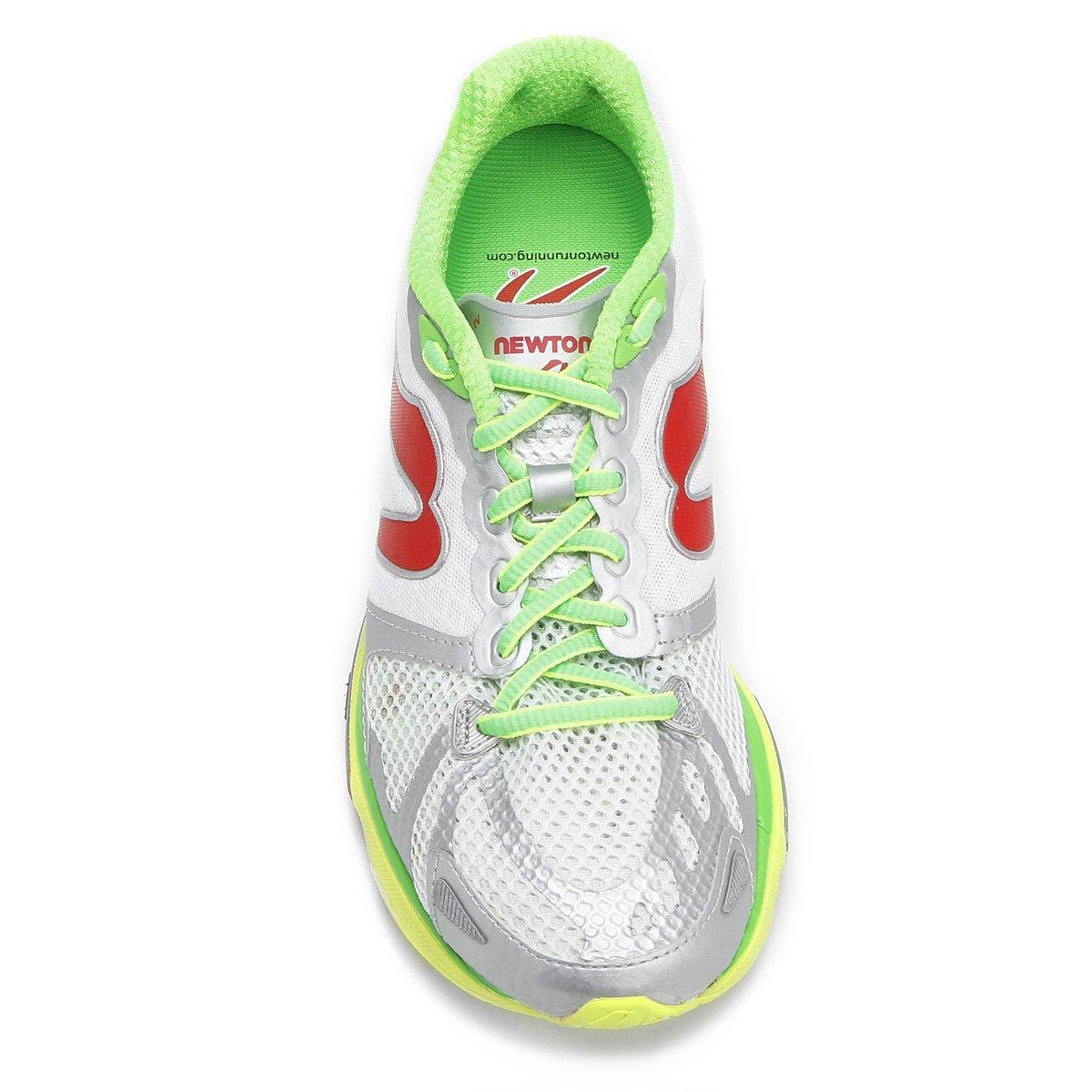 Tênis 1 Feminino Prata Pop Newton Verde Limão Distance Stability e xIqwAIrn