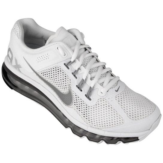 Tênis Nike Air Max+ 2013 - Branco
