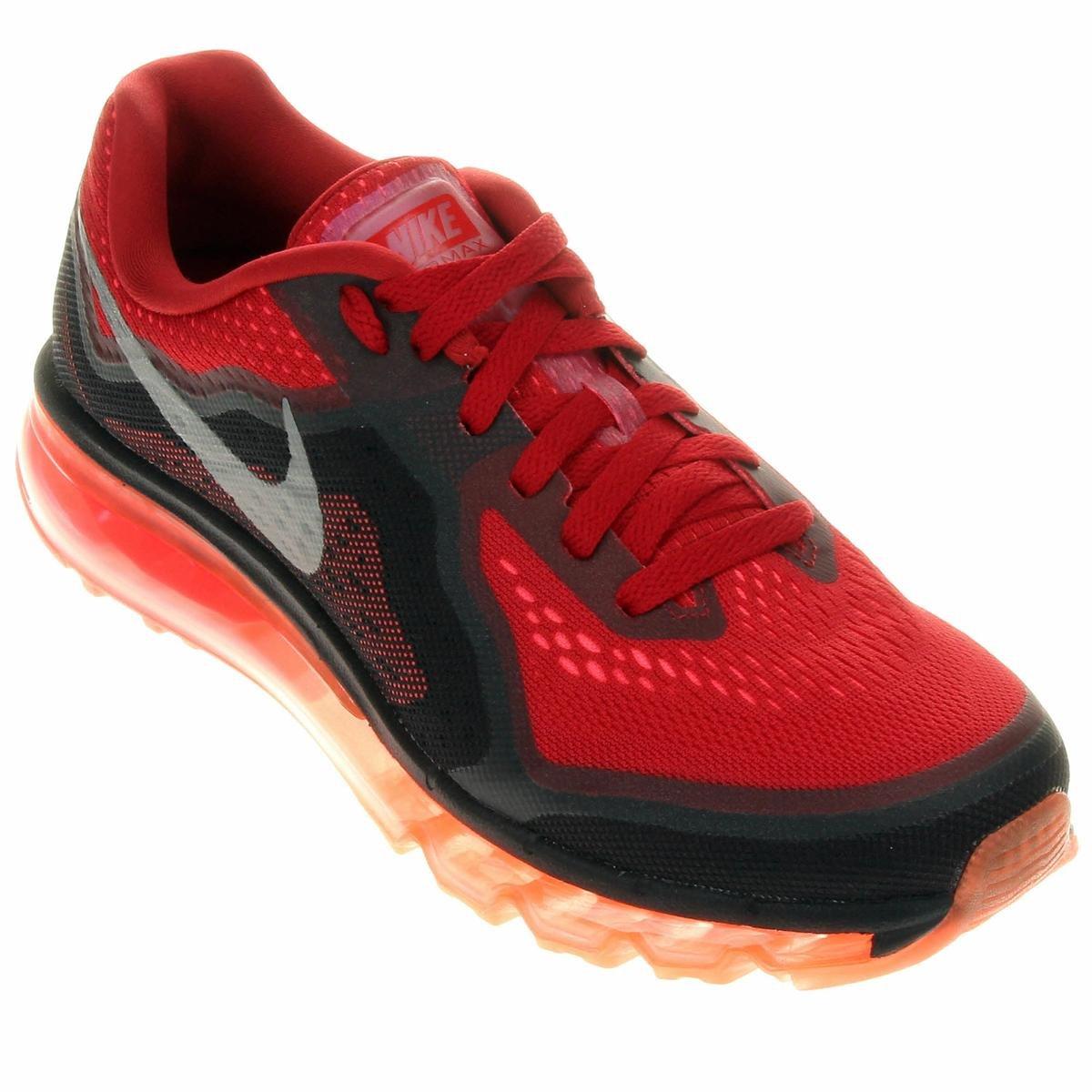 Tênis Nike Air Max 2014 Masculino Vermelho