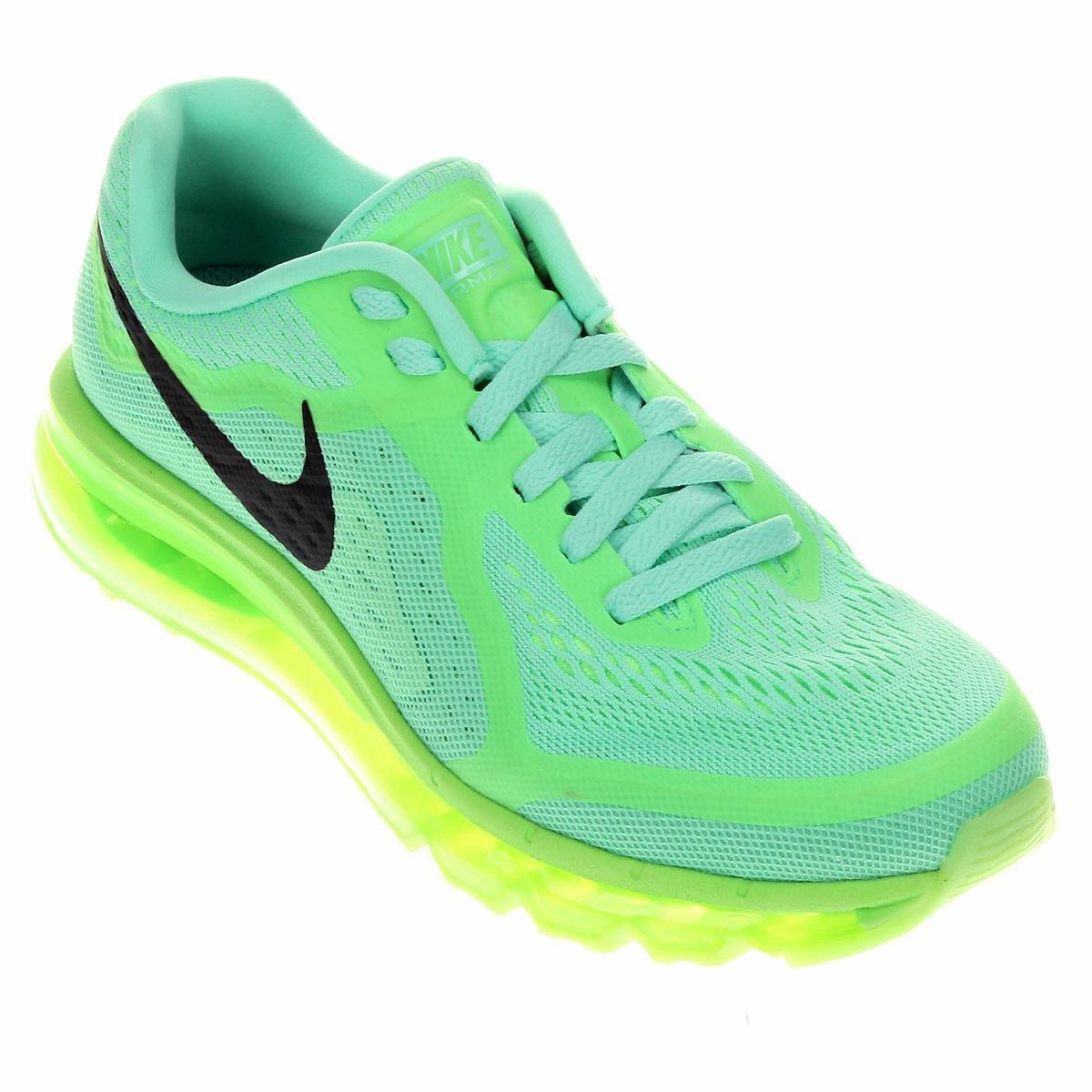Verde Air 2014 Max Nike Tênis Água 8mnwNv0yO