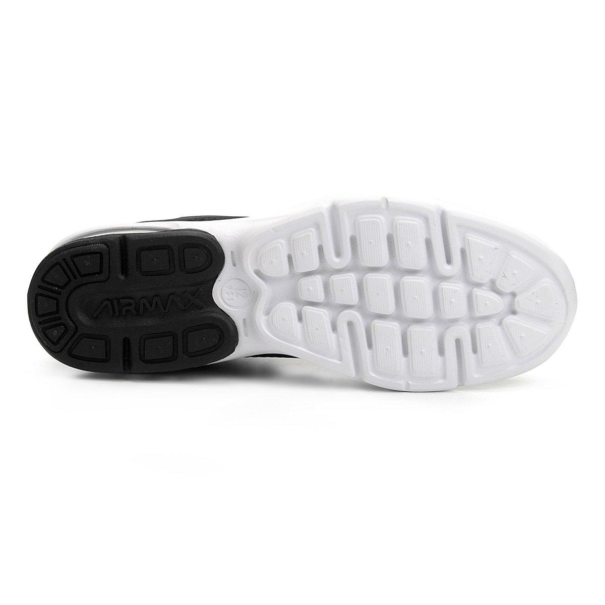 edfb41746c Tênis Nike Air Max Advantage 2 Feminino - Preto e Branco - Compre ...