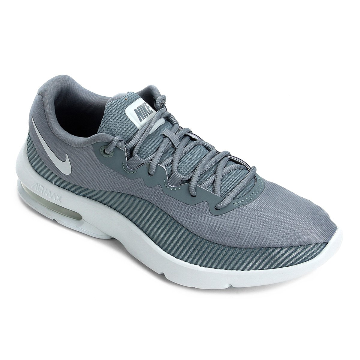 Tênis Nike Air Max Advantage 2 Feminino Azul Petróleo E Cinza