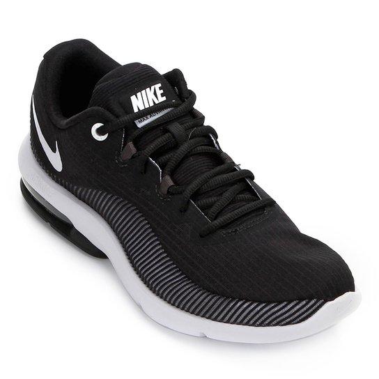 Tênis Nike Air Max Advantage 2 Masculino - Preto+Branco