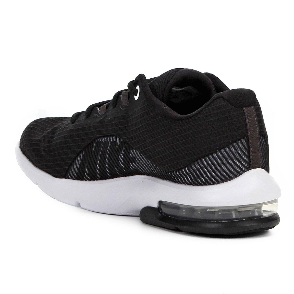 Masculino Preto e Air Nike Tênis Advantage Max 2 Branco 6gHqXY