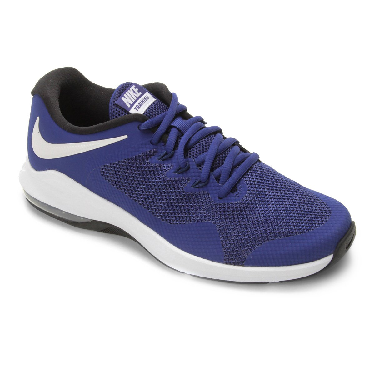 the best attitude 4312d c7dad Tênis Nike Air Max Alpha Trainer Masculino - Azul Escuro - Compre Agora   Netshoes
