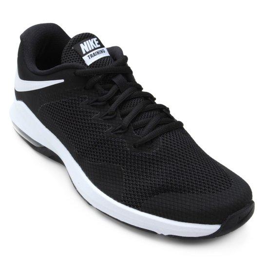 Tênis Nike Air Max Alpha Trainer Masculino - Preto+Branco