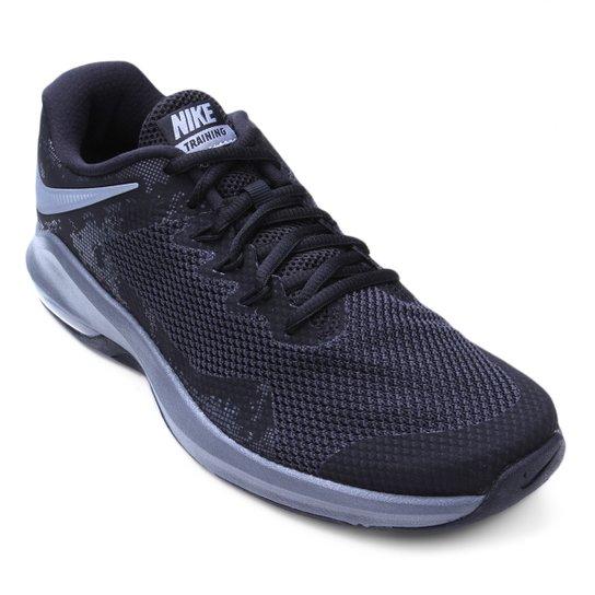 Tênis Nike Air Max Alpha Trainer Masculino - Preto+Cinza