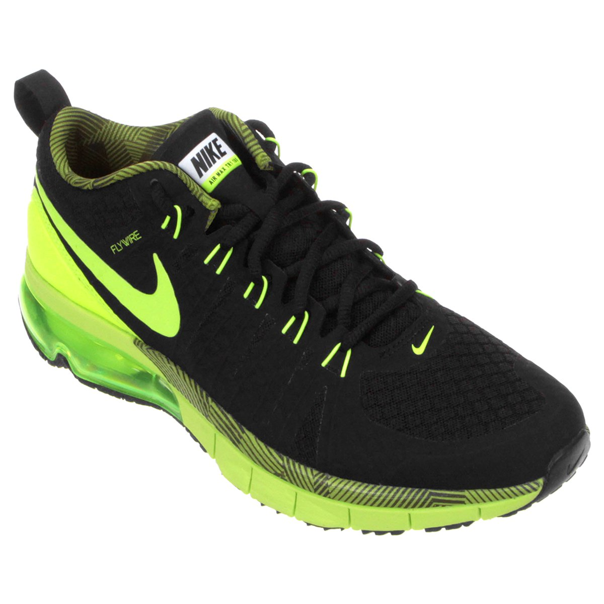 finest selection aab53 cd00b Tênis Nike Air Max Amp TR180 - Compre Agora  Netshoes