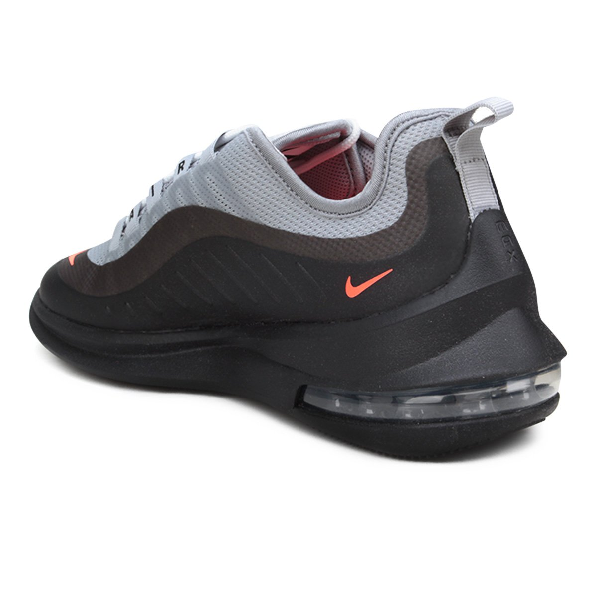 Tênis Nike Air Max Axis - Cinza e Preto - Compre Agora  b700d28ea5a2a