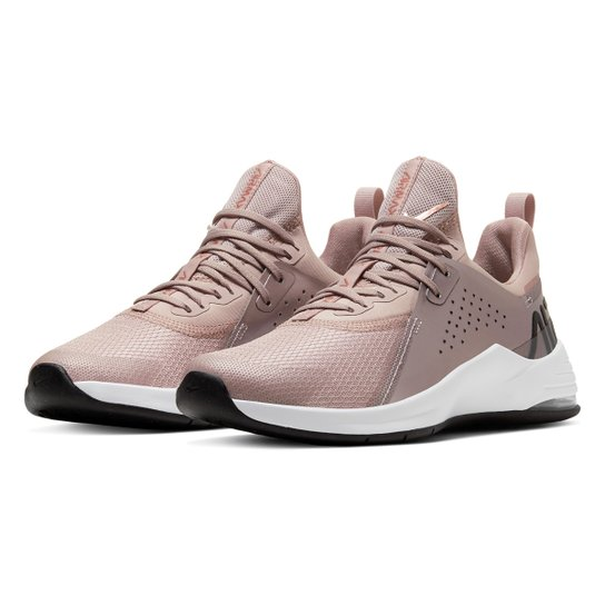 Tênis Nike Air Max Bella Tr 3 Feminino - Rosa