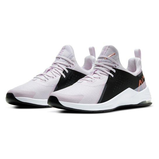Tênis Nike Air Max Bella Tr 3 Feminino - Roxo+Preto