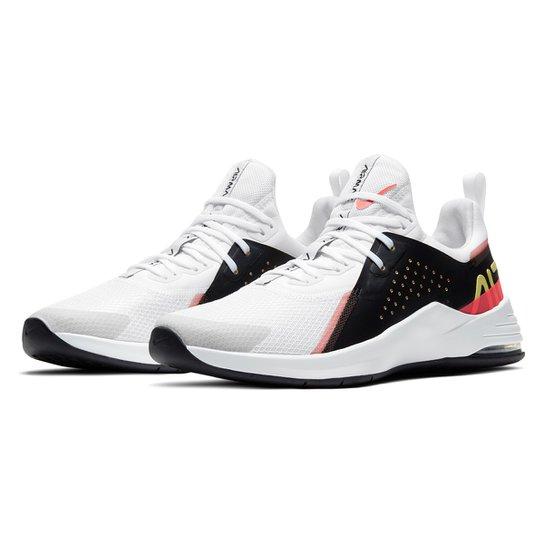 Tênis Nike Air Max Bella Tr 3 Feminino - Branco+Chumbo