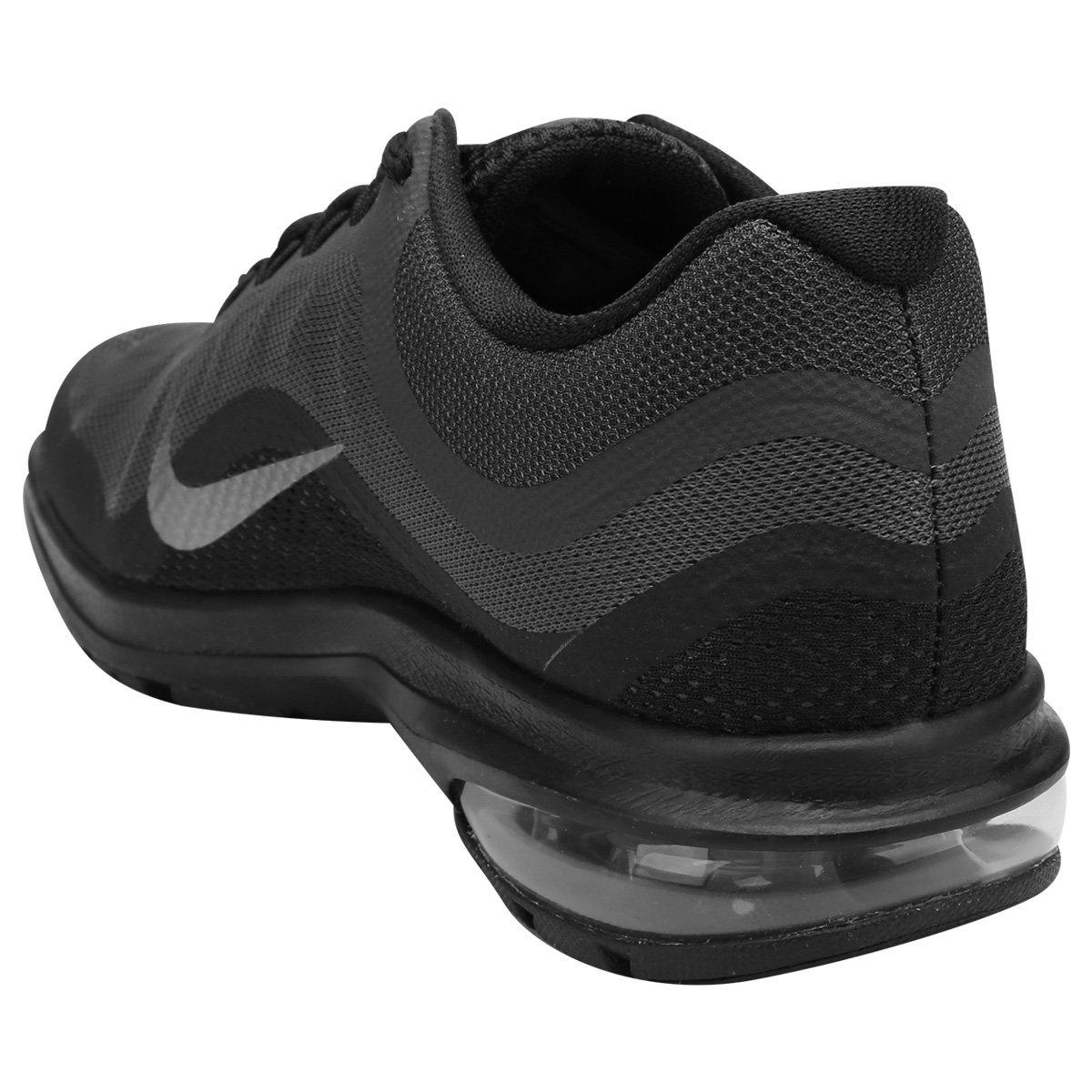 Tênis Nike Air Max Dynasty 2 Feminino - Preto - Compre Agora  48815e75d7e94