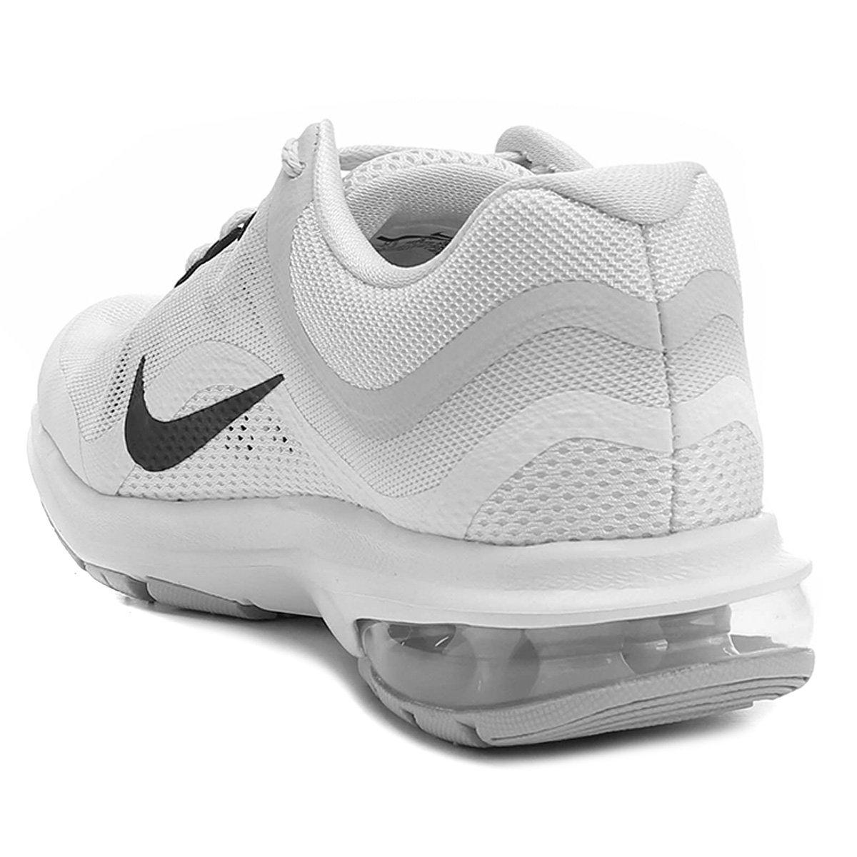 Tênis Nike Air Max Dynasty 2 Feminino - Branco e Preto - Compre ... a91cd64df539b