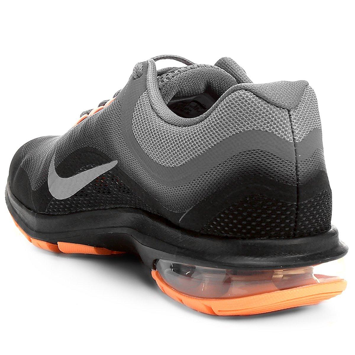 Tênis Nike Air Max Dynasty 2 Feminino - Cinza e Preto - Compre Agora ... 4eb3107d477cf