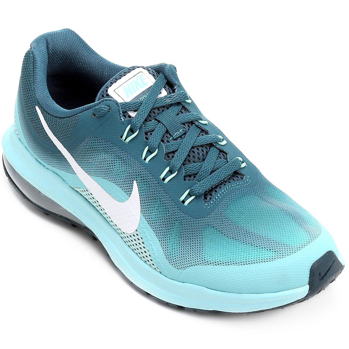Tênis Nike Air Max Dynasty 2 Feminino - Azul Piscina - Compre Agora ... 8b284ef418b1b