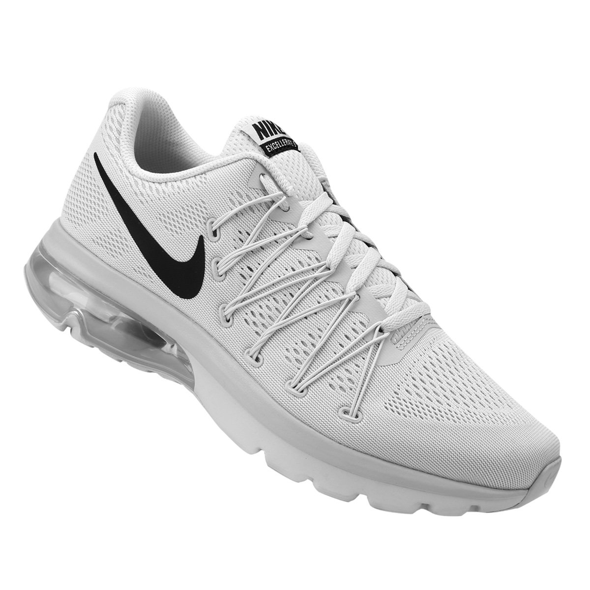 best service d7216 a8102 new style tênis nike air max excellerate 5 masculino brancopreto cf596 4e957