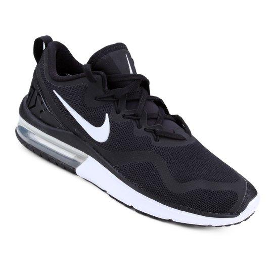 Tênis Nike Air Max Fury Feminino - Preto+Branco