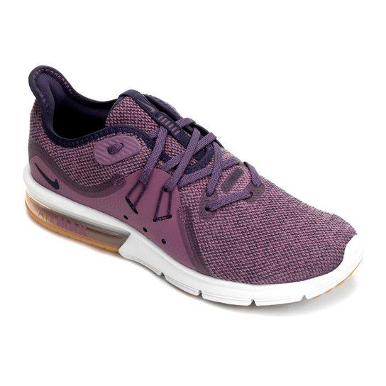 Tênis Nike Air Max Fury Sequent 3 Feminino - Violeta