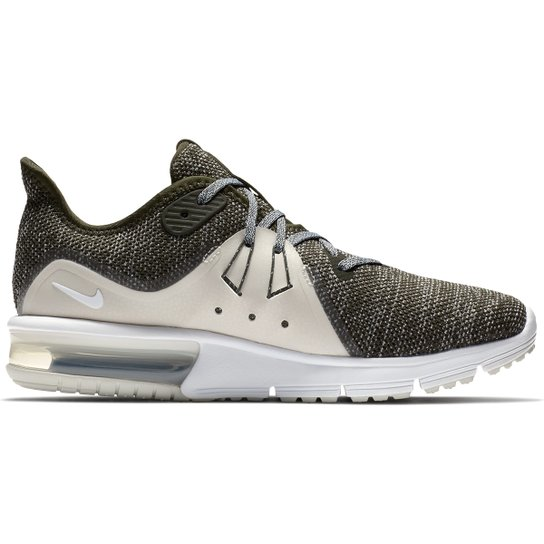 Tênis Nike Air Max Fury Sequent 3 Feminino - Verde+Branco