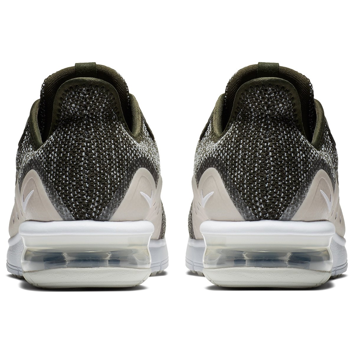 Tênis Nike Air Max Fury Sequent 3 Feminino - Verde e Branco - Compre ... d0eec573103f7