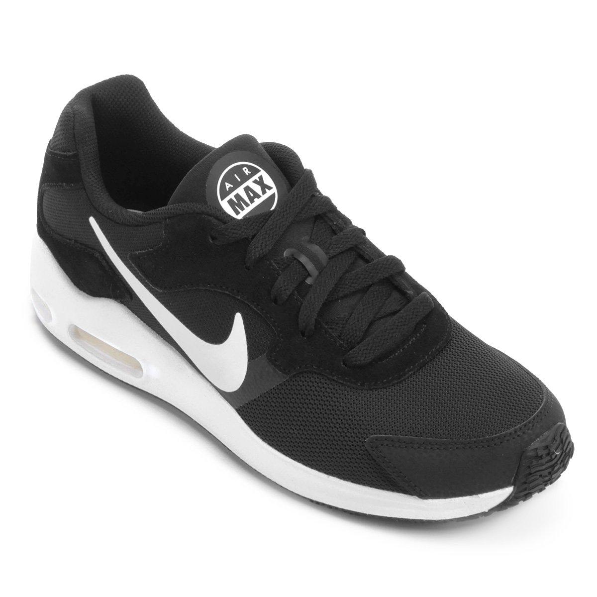 San Francisco 7f3b5 678a7 Tênis Nike Air Max Guile Masculino - Branco e Preto