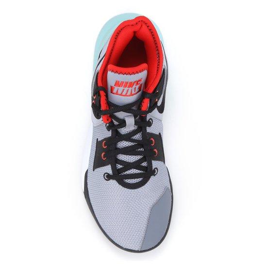 Tênis Nike Air Max Impact 2 - Cinza+Vermelho