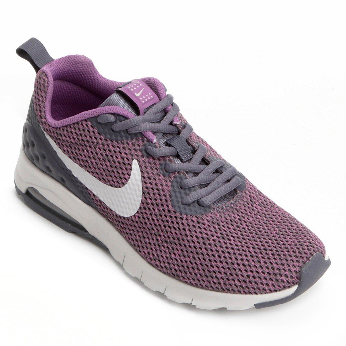 Tênis Nike Air Max Motion Lw Feminino Lilás