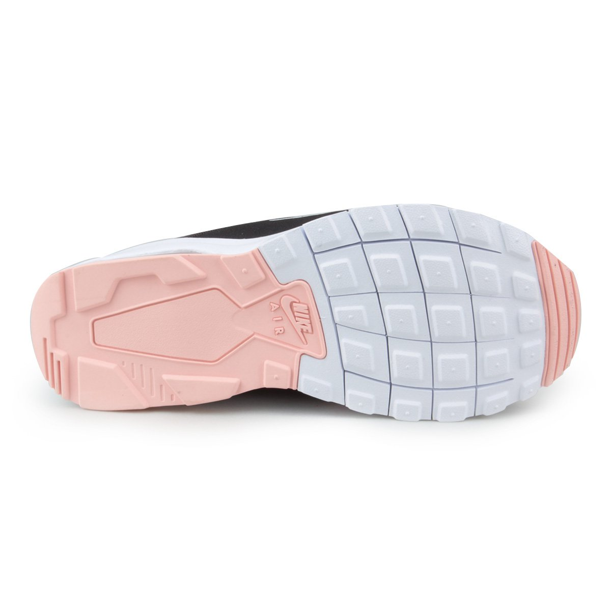 Tênis Nike Air Max Motion Racer 2 - Branco e Preto - Compre Agora ... 2b60c350d3b2c