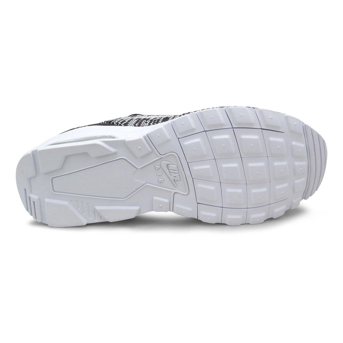 Tênis Nike Air Max Motion Racer Masculino - Branco e Preto - Compre ... 546c3c815c7da