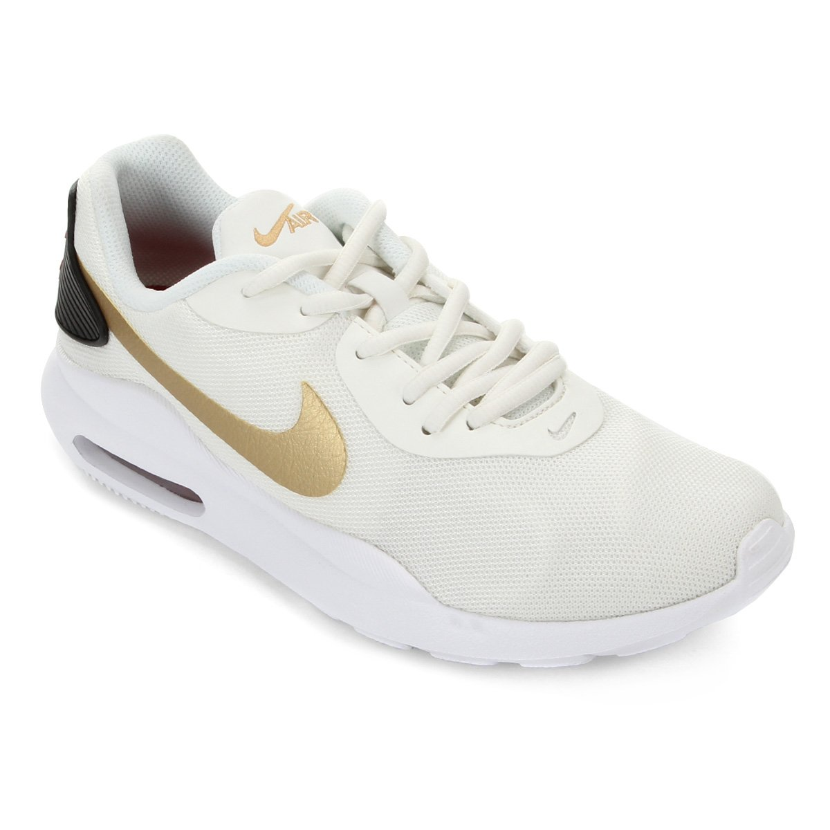 Tênis Nike Air Max Oketo Feminino Off White