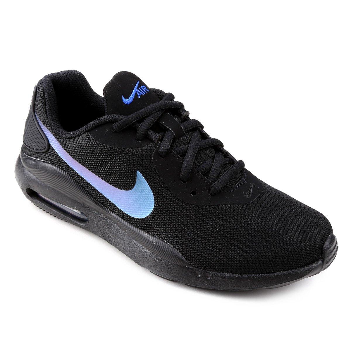 157b3fa36 Tênis Nike Air Max Oketo Feminino - Preto - Compre Agora