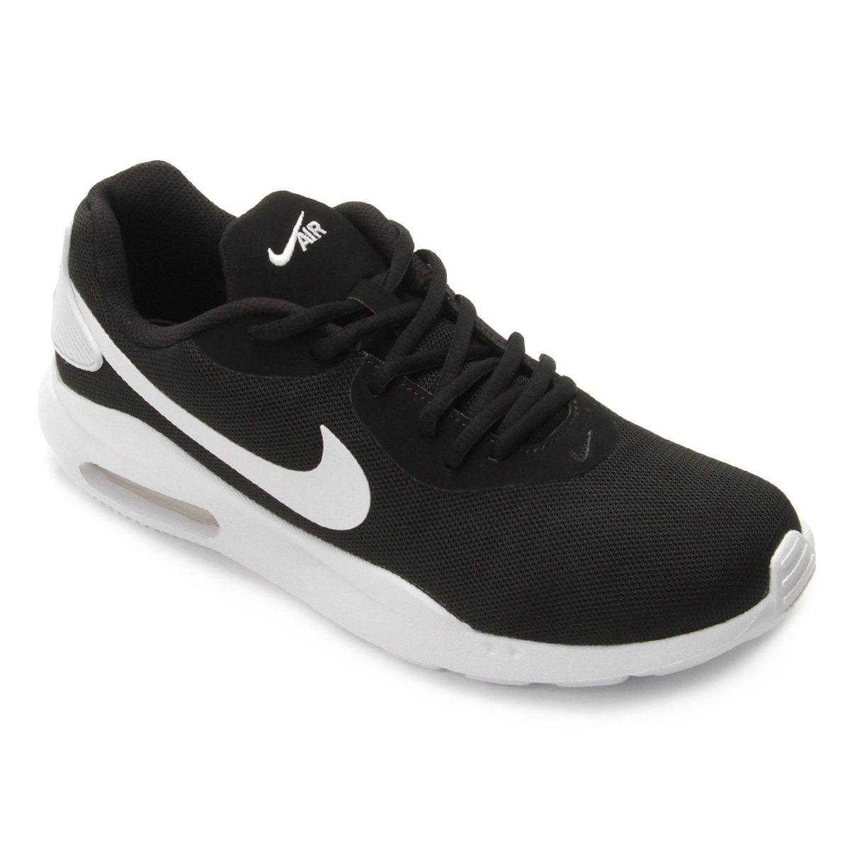 Tênis Nike Air Max Oketo Masculino Preto E Branco