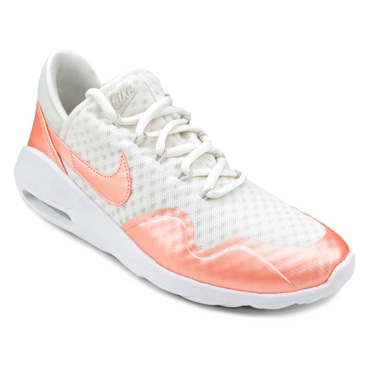 885612c62a4d4 Tênis Nike Air Max Sasha Feminino - Off White - Compre Agora