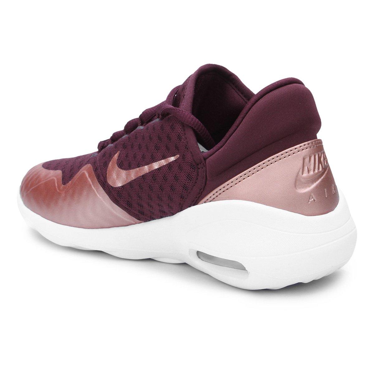 Tênis Nike Air Max Sasha Feminino - Vinho - Compre Agora   Netshoes 982612c945