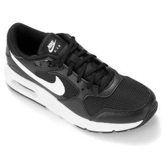 Tenis Nike Air Max Sc Preto/Branco Feminino