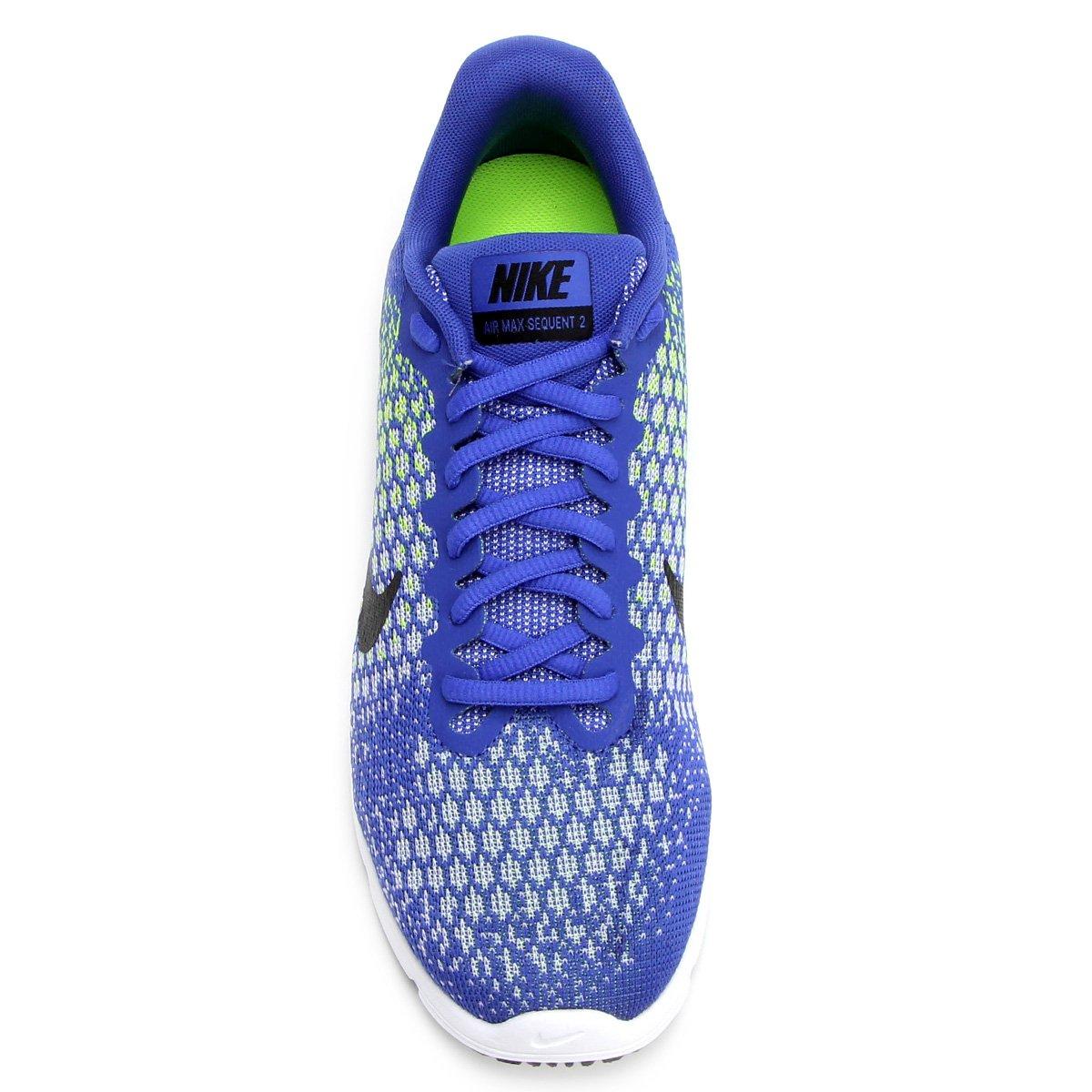 Tênis Nike Air Max Sequent 2 Masculino - Roxo - Compre Agora  536428768c610