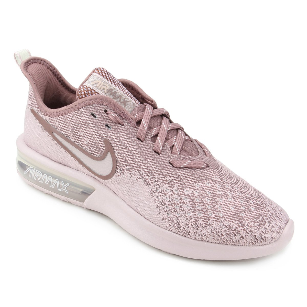 Tênis Nike Air Max Sequent 4 Feminino Rosa