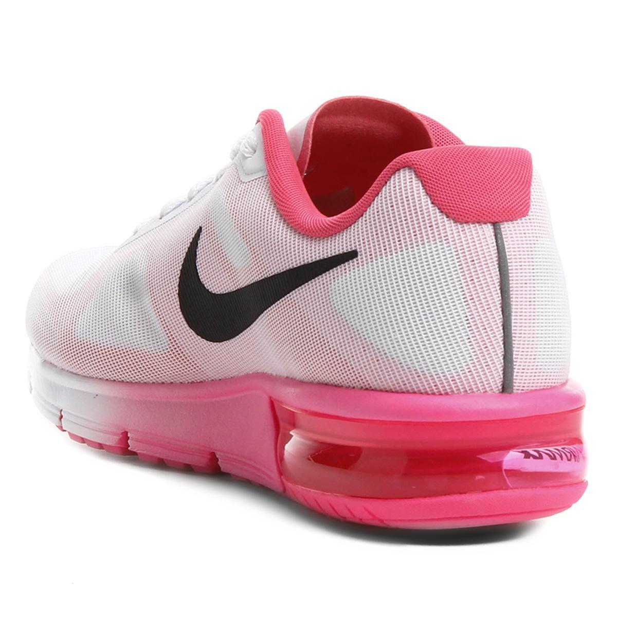 ad707afaad Tênis Nike Air Max Sequent Feminino - Compre Agora