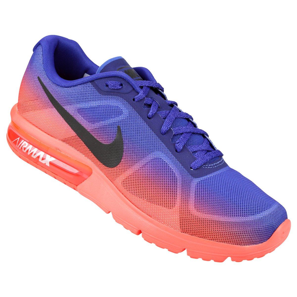 016b2a3953e86 Tênis Nike Air Max Sequent Masculino - Compre Agora