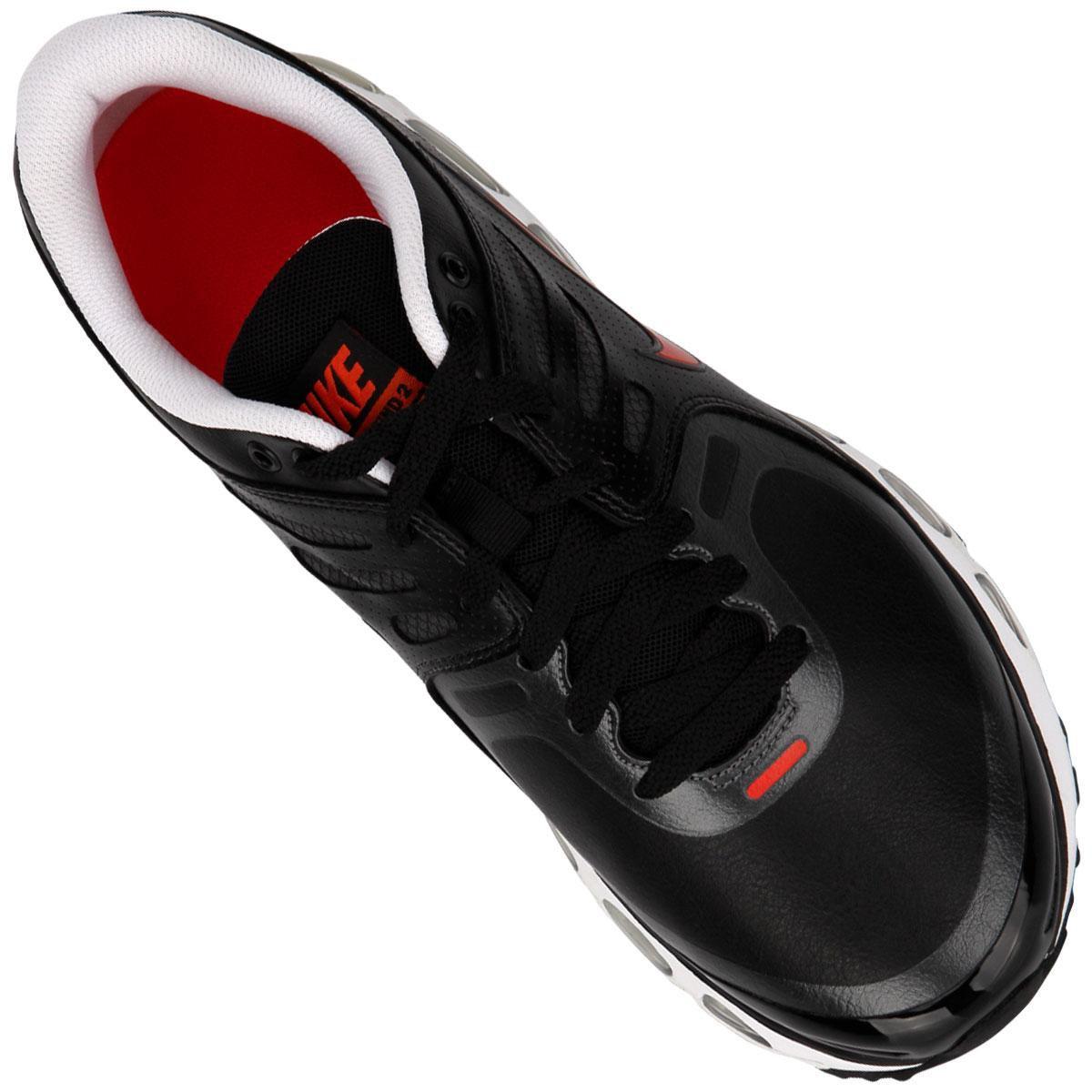 Tênis Nike Air Max Tailwind 2010 SL Preto e Vermelho