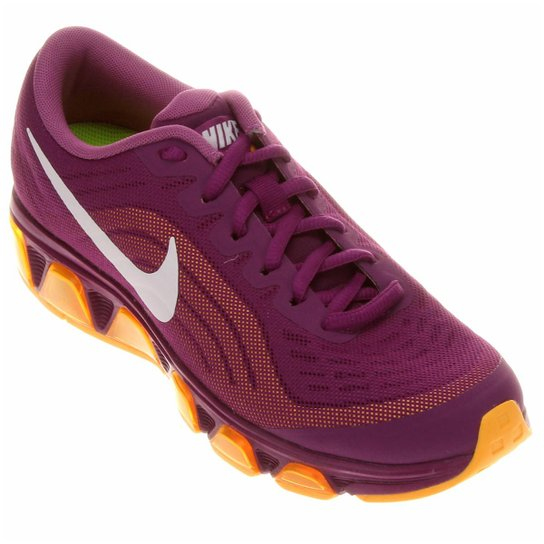 Tênis Nike Air Max Tailwind 6 - Violeta+Branco