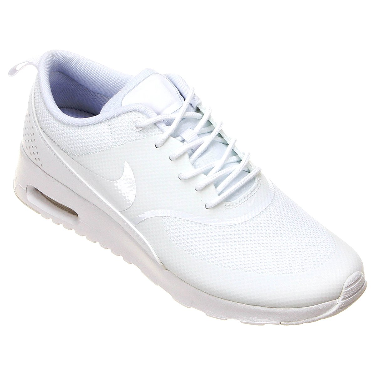 be563a1e93 ... mulher branco 350021zfr 4c93e 7bd26 best price tênis nike air max thea  compre agora netshoes 0953c 3b2a6 ...